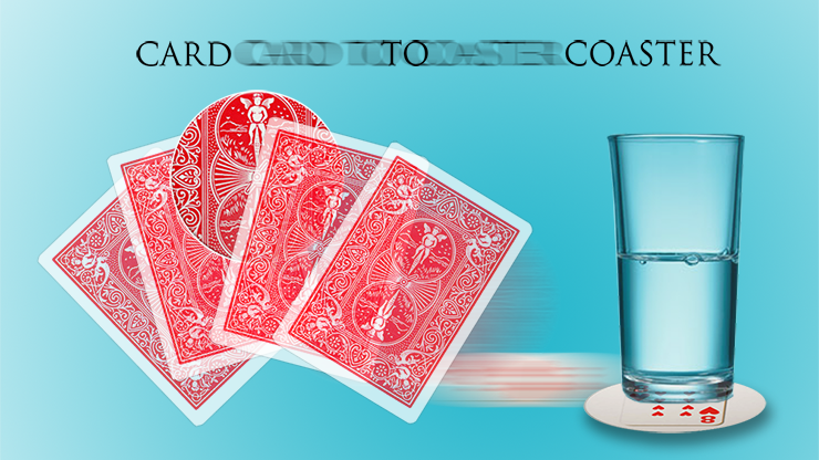 Coaster Card By Chris Randall Steaming Video