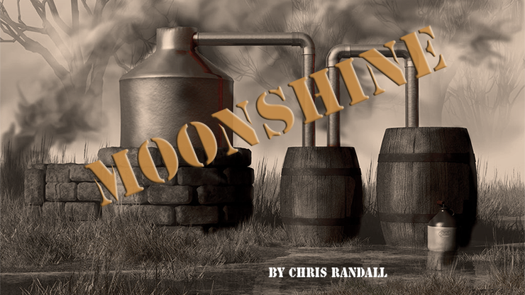 Moonshine by Chris Randall