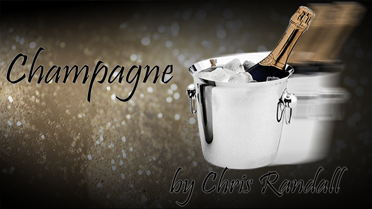 Champagne by Chris Randall