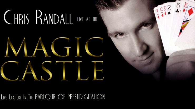 Live at the Magic Castle By Chris Randall Streaming Video