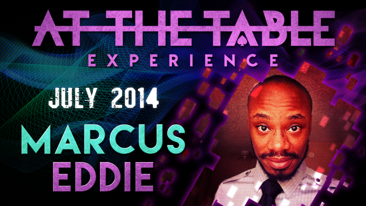 At the Table Live Lecture Marcus Eddie 7/2/2014 video DOWNLOAD