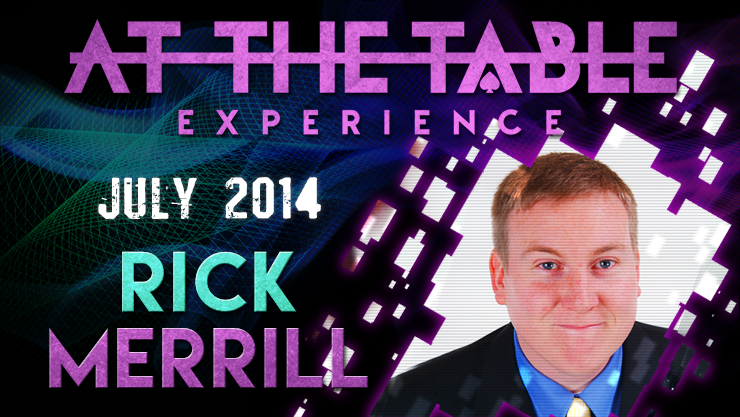 At the Table Live Lecture - Rick Merrill 7/16/2014 - video DOWNL
