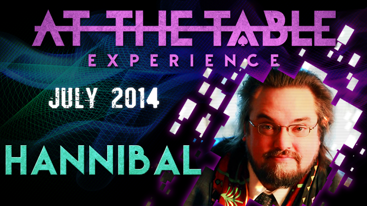 At the Table Live Lecture Hannibal 7/30/2014 video DOWNLOAD