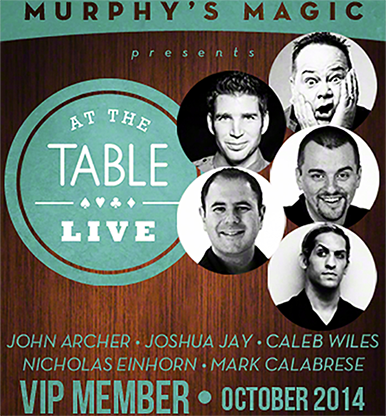 At The Table October 2014 video DOWNLOAD