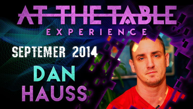 At the Table Live Lecture Dan Hauss 9/10/2014 video DOWNLOAD