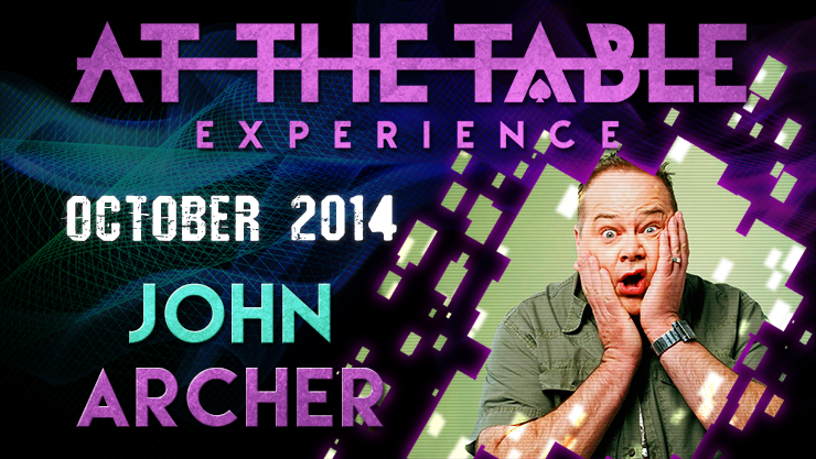 At the Table Live Lecture - John Archer 10/1/2014 - video DOWNLO