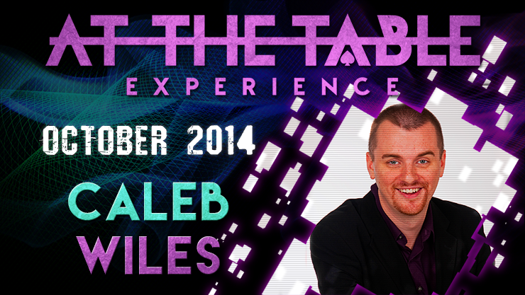 At the Table Live Lecture Caleb Wiles 10/15/2014 video DOWNLOAD