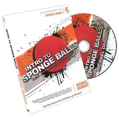 Intro to Sponge Balls - Michael Dardant - DVD