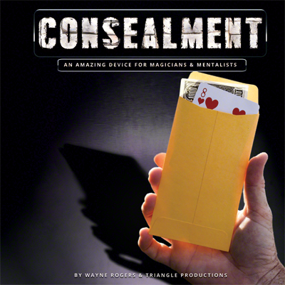 ConSealment by Wayne Rogers