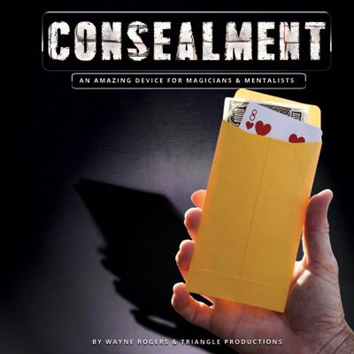 ConSealment - Wayne Rogers