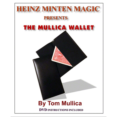 Mullica Wallet (with DVD) - Heinz Minten & Tom Mullica