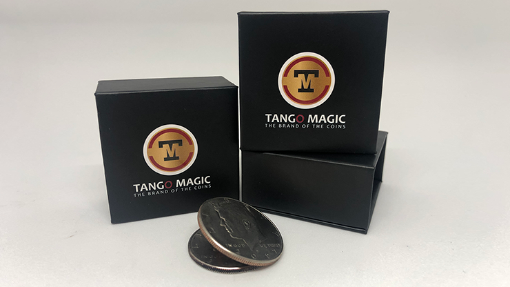 Expanded Shell Half Dollar Magnetic (D0159) - Tango
