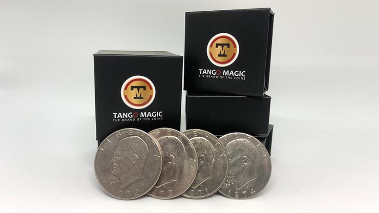 Four in One Eisenhower Dollar  Set (D0146)