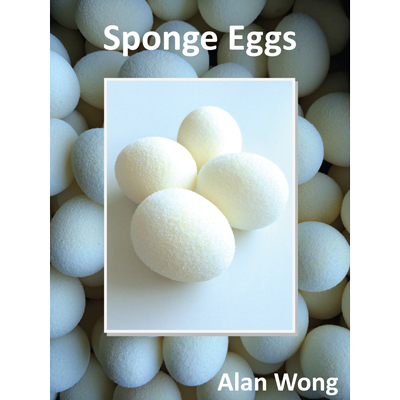 Sponge Eggs (4pk.) by Alan Wong