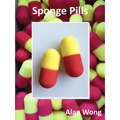 Sponge Pills - Alan Wong