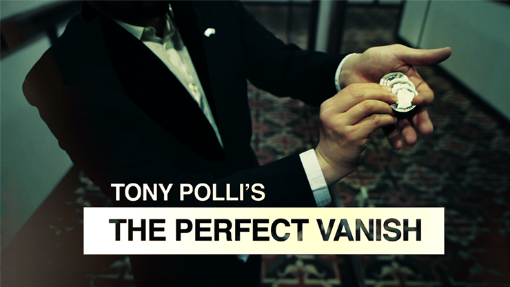 The Perfect Vanish by Tony Polli Streaming Video