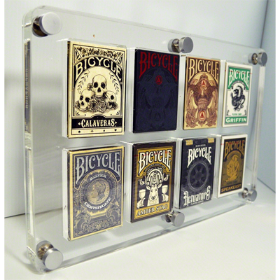 8 Deck Card Case - Gamblers Warehouse