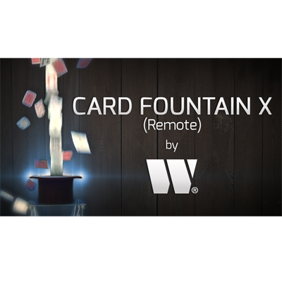 Card Fountain X (Remote) - W