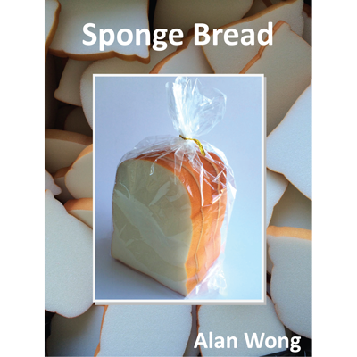Sponge Bread (four slices) - Alan Wong