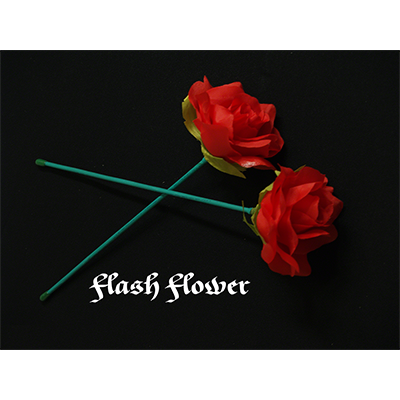 Red Flash Flower (2pk.) - by GD Wu & GT magicstore