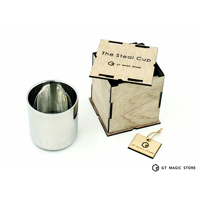 The Steal Cup by GD Wu & GTmagicstore