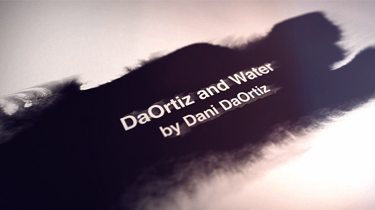 Da Ortiz And Water By Dani da Ortiz Streaming Video