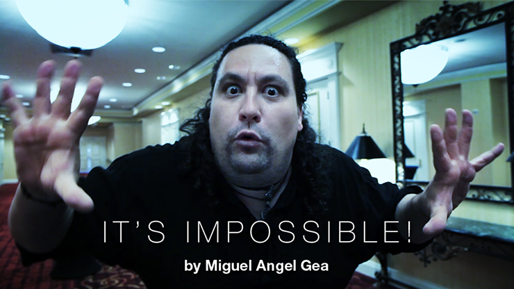 It's Impossible by Miguel Angel Gea Streaming Video