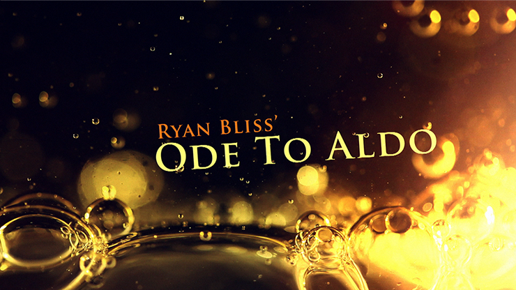 Ode To Aldo by Ryan Bliss Streaming Video