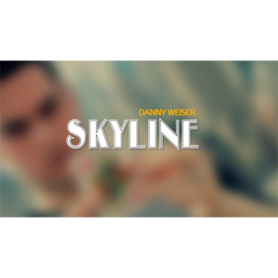 Skyline (Gimmick & DVD) by Danny Weiser - Trick