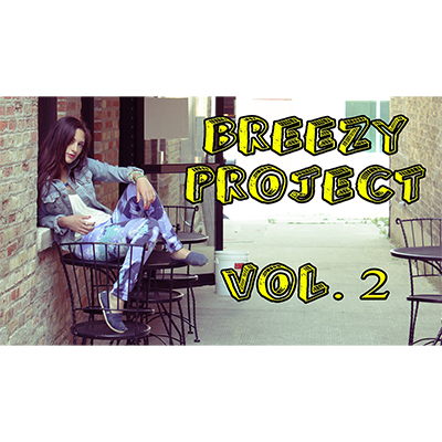 Breezy Project Volume 2 by Jibrizy