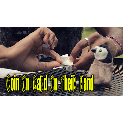 Coin In card by Jibrizy Video DOWNLOAD