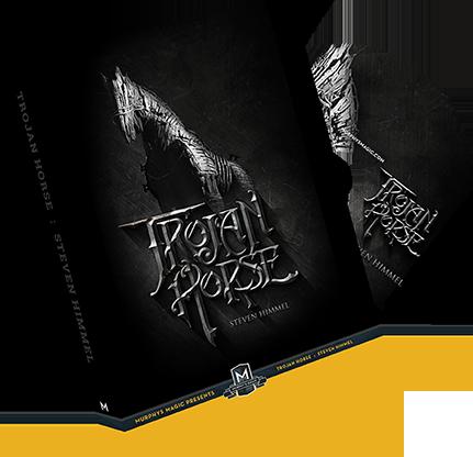 The Trojan Horse (DVD and Gimmicks) by Steven Himmel - DVD