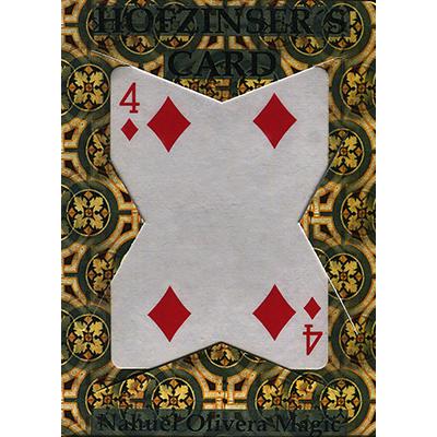 Hofzinser Card