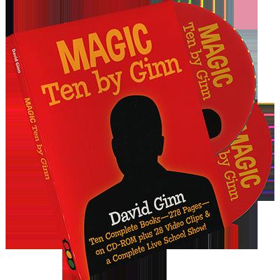 Magic TEN by David Ginn