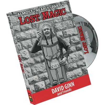 Lost Magic by David Ginn - DVD