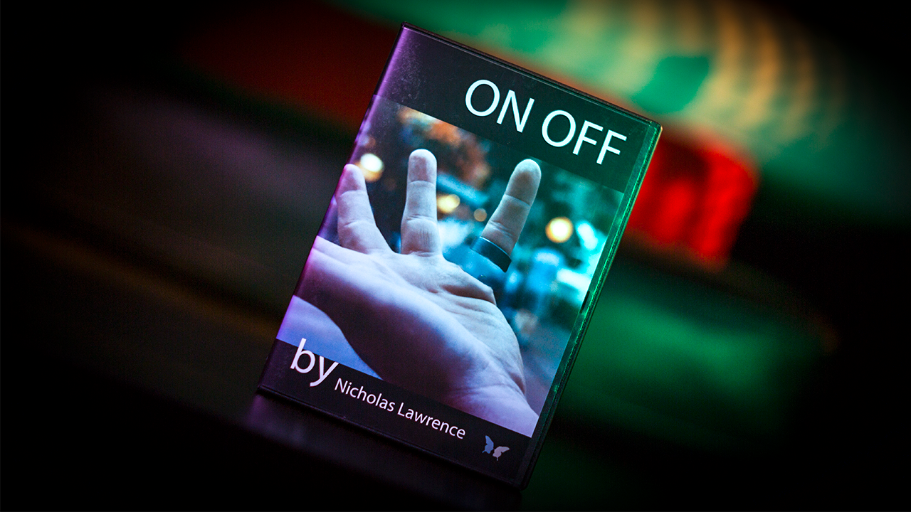 On/Off - Nicholas Lawrence & SansMinds - DVD