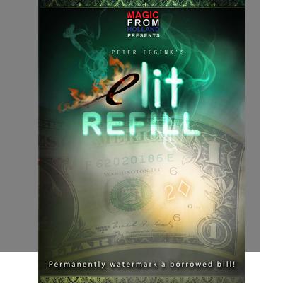 eLit Refill - Peter Eggink