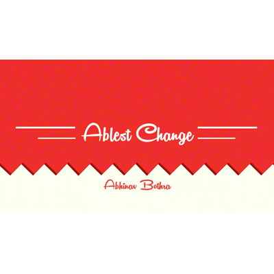 Ablest Change by Abhinav Bothra Video DOWNLOAD