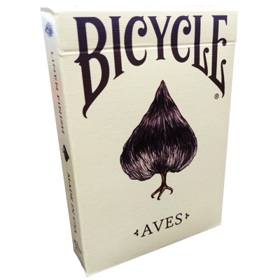 Bicycle Aves by LUX Playing Cards - Trick