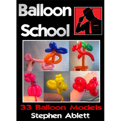 Balloon School by Stephen Ablett video
