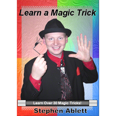 Learn a Magic Trick by Stephen Ablett