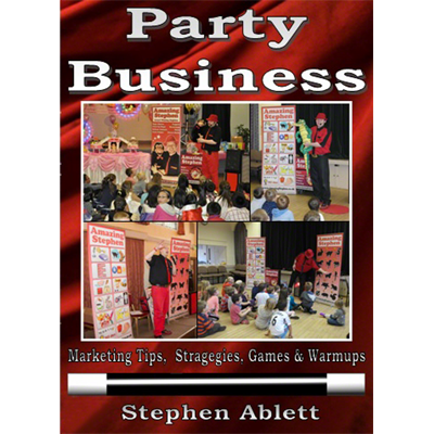Party Business by Stephen Ablett