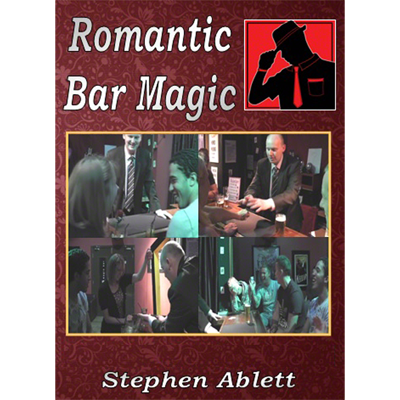 Romantic Bar Magic Vol 1 by Stephen Ablett Streaming Video