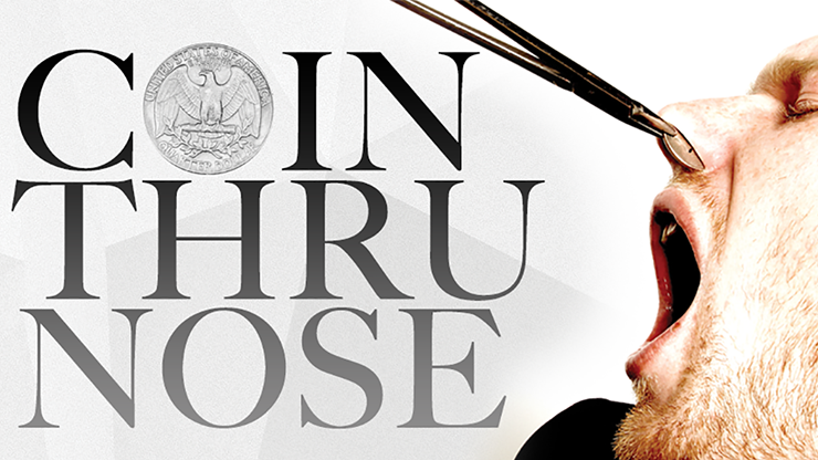 Coin Thru Nose - Tyler Sutter  & The Magic Estate