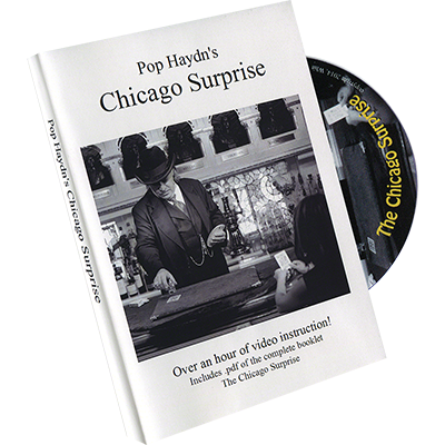 Pop Haydn's Chicago Surprise by Pop Haydn - DVD