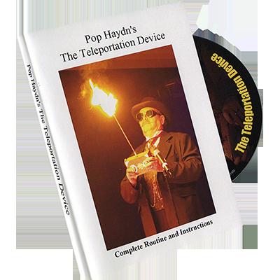 Pop Haydns The Teleportation Device - Pop Haydn - DVD