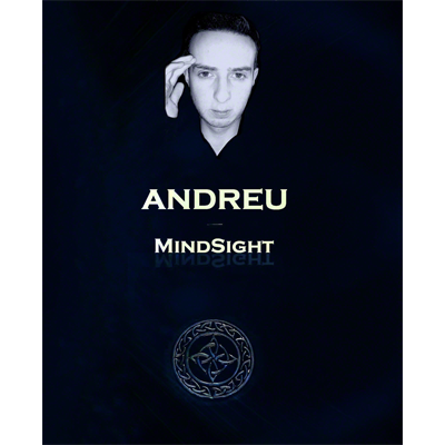 Mindsight (Book and Gimmicks) by Andreu - Book