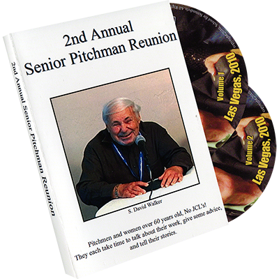 2nd Annual Senior Pitchman by Tricks of the Trade - DVD
