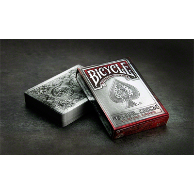 Bicycle Metal Playing Cards by Collectable Playing Cards - Trick
