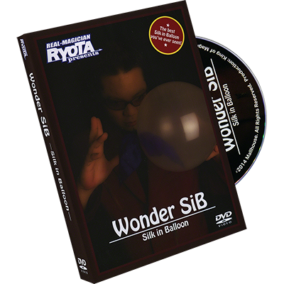 Wonder Silk in Balloon - RYOTA